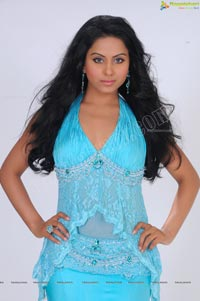 Rachana Maurya in Sleeveless Dress