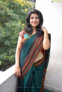 Gorgeous Indian Girl in Saree