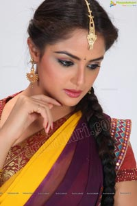 Asmita Sood in Indian Tradition Dress