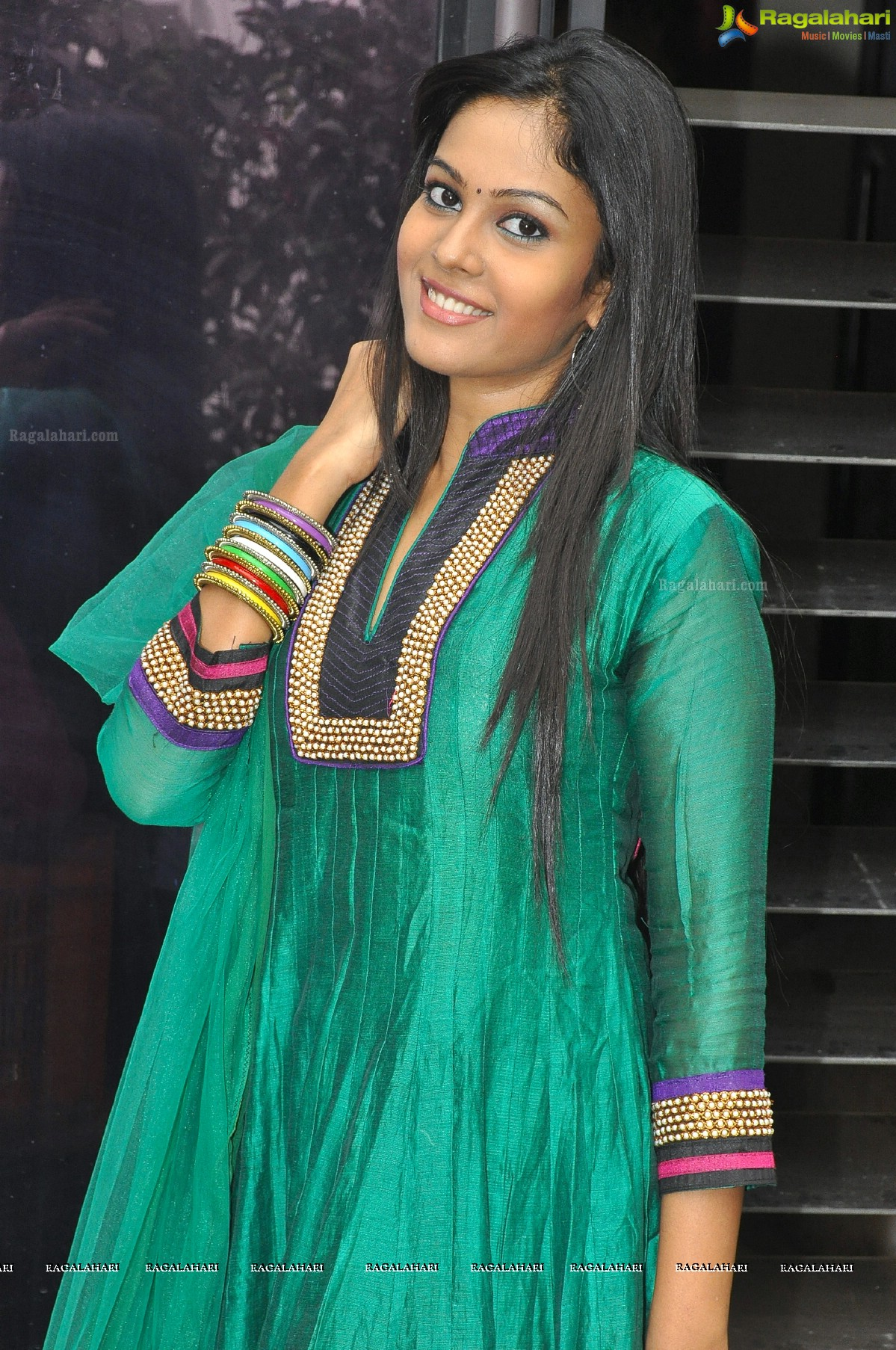 Chandini Tamilarasan Kaalicharan heroine