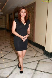 Jwala Gutta at Hyderabad Sunrisers Launch Party