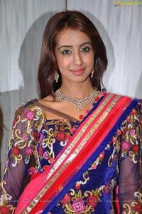 Sanjana at Neeru's Emporio