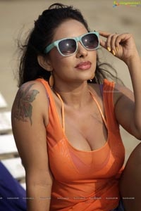Srilekha Reddy in Beachwear