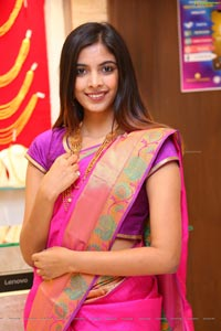 Khushboo Maheshwari in Saree