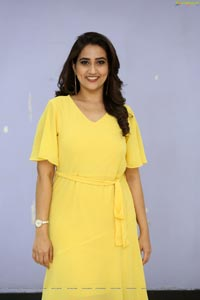 Gemini TV Anchor Manjusha