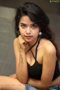 Model Swathi Mandal