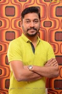 Producer Lagadapati Sridhar