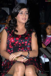 Anisha Singh at Ayyare Audio Release