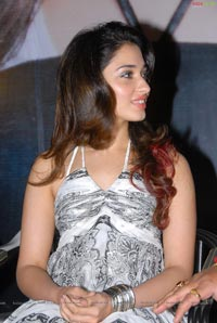 Tamanna at Priya Priyathama Audio Release