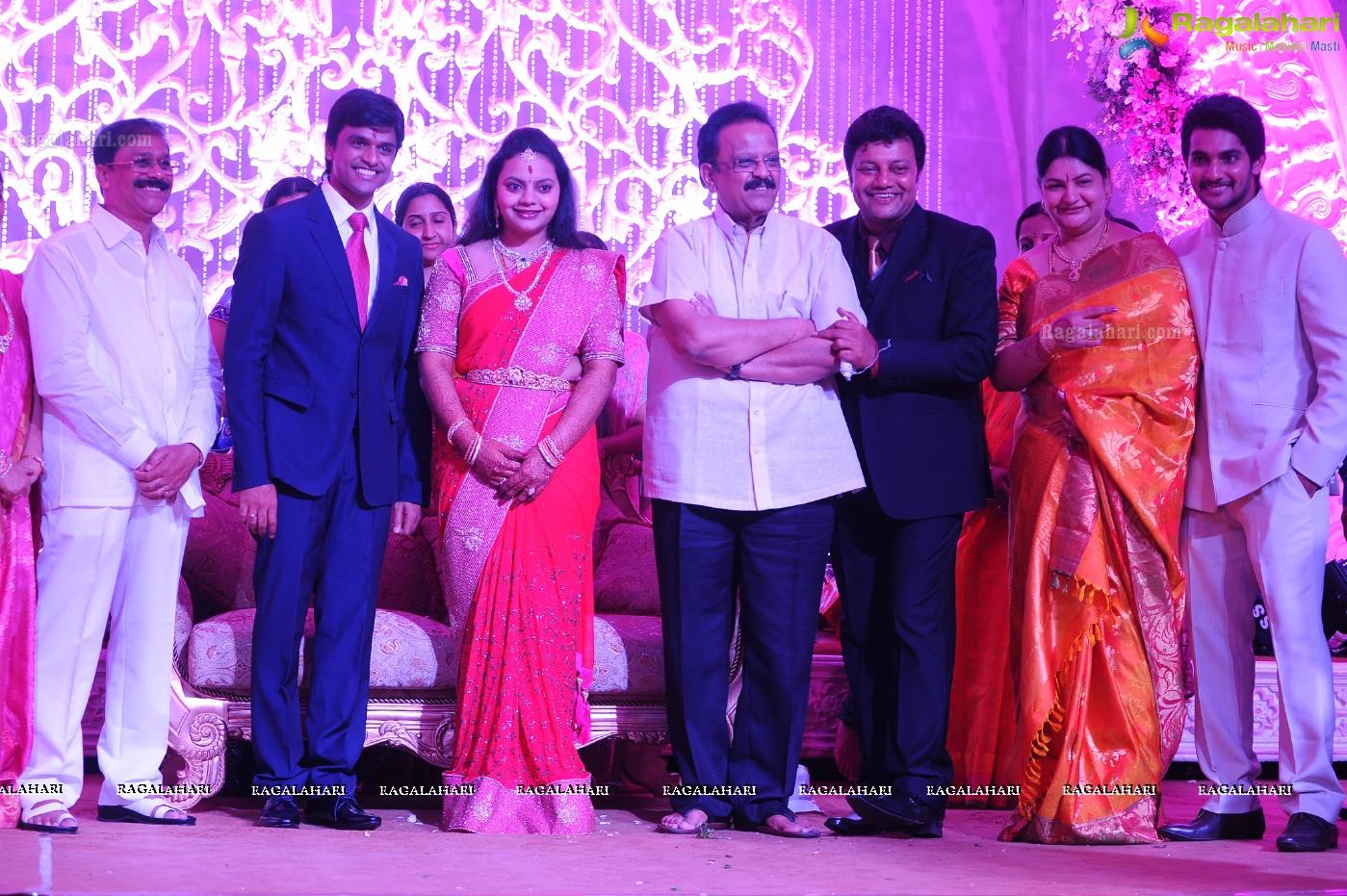 Sri Venkateswara The God who opened eyes for. - Star Sai Sai kumar family photo