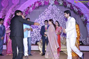Saikumar Daughter Wedding Reception Photos