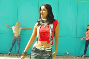Ileana in Midriff Dress