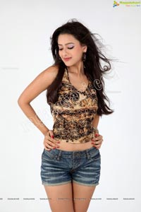 Madalsa Sharma Hot Denim Short