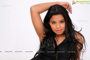 Risha Exclusive studio shoot