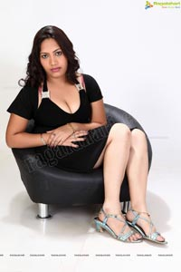 Sri Chandana Singh Ragalahari Studio Shoot