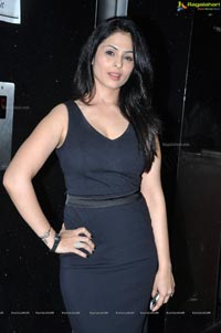 Anjana Sukhani in Rain Pub Hyderabad