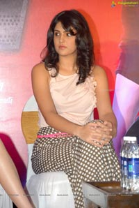 Deeksha Seth at Rebel Teaser Launch