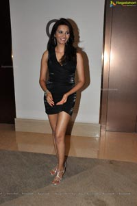 Diana Hayden at Hyderabad Heal a Child Foundation