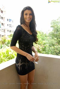 Gabriela Bertante Interview Photos