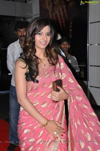 Isha Chawla in Sexy Pink Saree