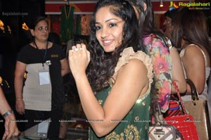 Madhavilatha at Gehna Bridal Exhibition