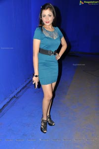 Madhushalini in Slim Fit Dress