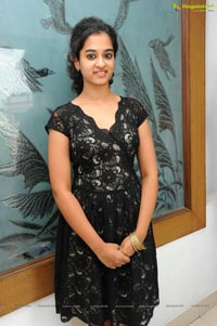 Nandita at Santosham Magazine Press Meet