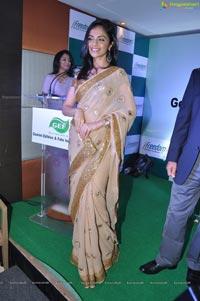 Richa Pallod in Saree Photos