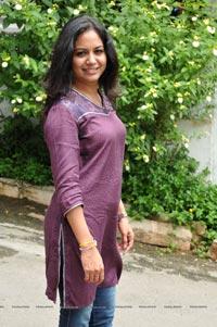 Singer Sunitha Photos