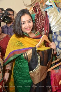 Swetha Basu Prasad in Saree