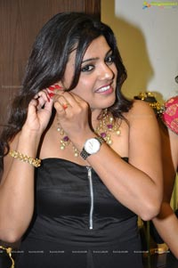 Beautiful Tashu Kaushik in Black Dress