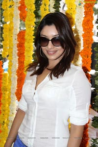 Payal Ghosh at Agra Mithaiwalas Hyderabad