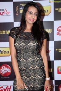 Sanjana Music Mirchi Awards