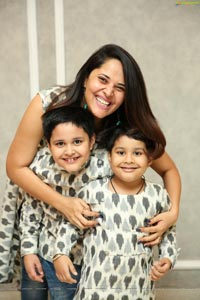 Anchor Anasuya Family