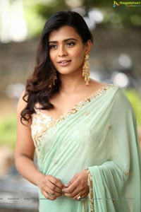 Hebah Patel in Saree