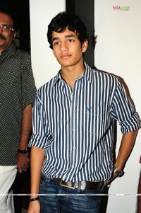 Akhil Akkineni at Nagarjuna Birthday 2009