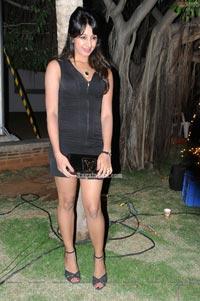 Sanjana at Kudirithe Kappu Coffee Audio Release