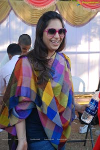 Upasana Kamineni at Heart 2 Heart Buddy Carnival