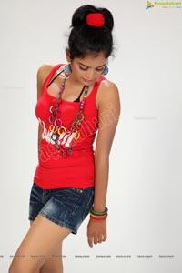 Beautiful Telugu Girl Maheshwari