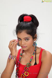 Beautiful Telugu Girl Maheshwari