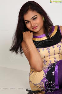 Mythili Studio Shoot