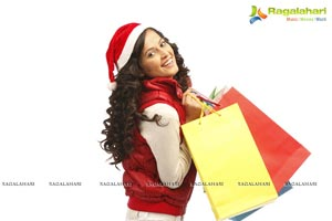 Disha Christmas Photos
