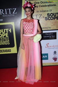 Krutika Singh Rathore Southscope Lifestyle Awards 2016