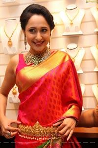 Pragya Jaiswal South India Jewellers