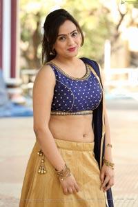 Telugu Actress Priyansha Dubey
