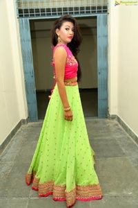 Hyderabad Model Kavitha