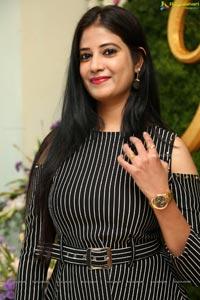 Aaliya Abraham Telugu Heroine