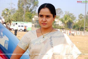 Telugu Cinema Character Artist/TV Artist Pragathi Photo Gallery