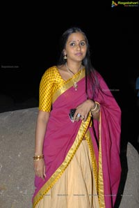 Smita at Ishana Album Launch