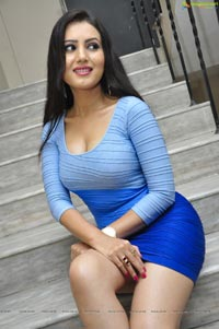 Anu Smruthi at Ishtasakhi Audio